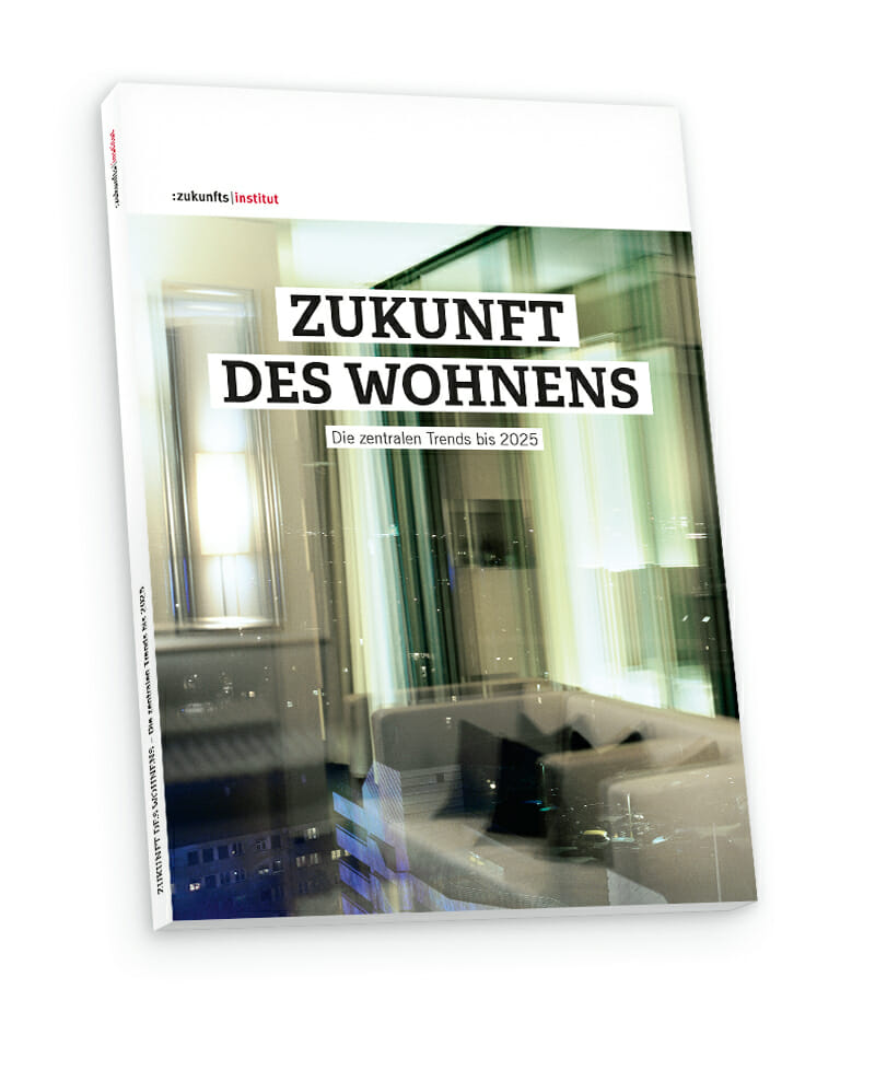 zukunft des wohnens adobe digital editon zukunftsinstitut onlineshop. Black Bedroom Furniture Sets. Home Design Ideas